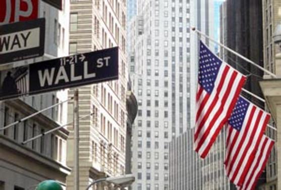 Almanlar, Wall Street'e talip