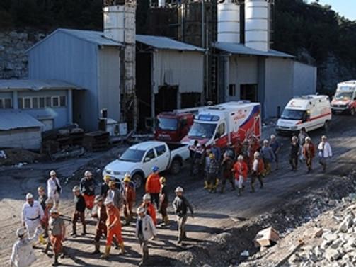 Madende ulaşılamayan iki galeriye girilecek
