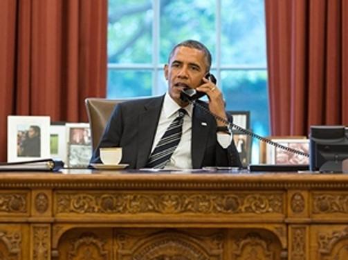 ABD Başkanı Obama 'turp' gibi