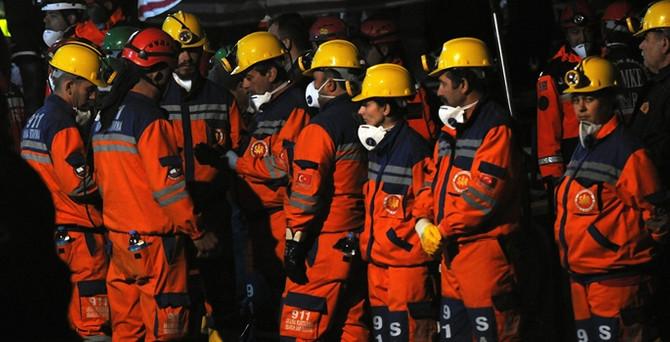 Kurtarılan madencilerin isimleri açıklandı
