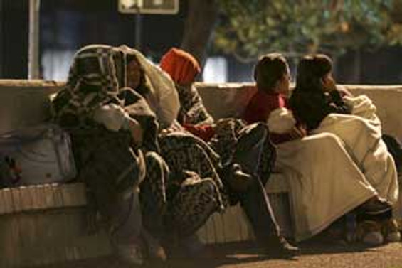 Şili'de 6.7 büyüklüğünde artçı deprem