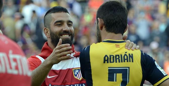 La Liga'da şampiyon Atletico
