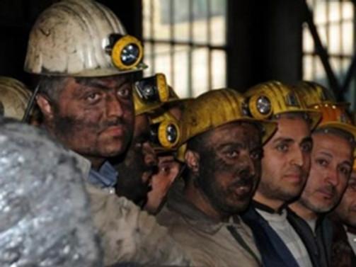 Madencilerin fazla çalışma ücretine zam
