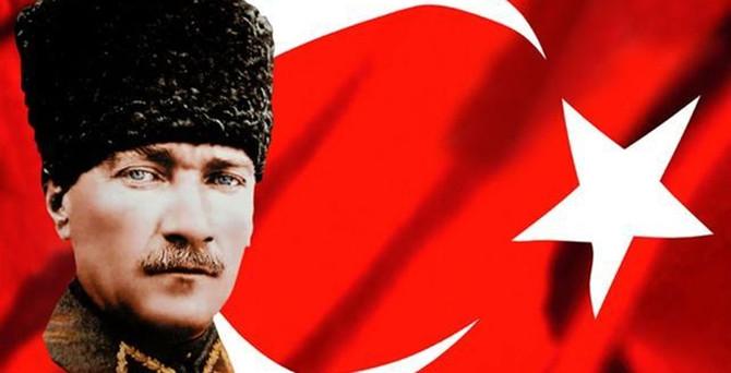 19 Mayıs Atatürk'ü Anma ve Gençlik ve Spor Bayramınız kutlu olsun