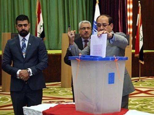 Irak'ta resmi seçim sonuçları açıklandı