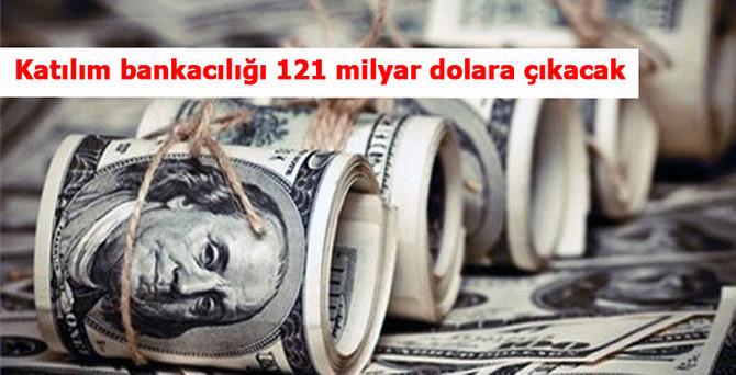 Katılım bankacılığı 121 milyar dolara çıkacak