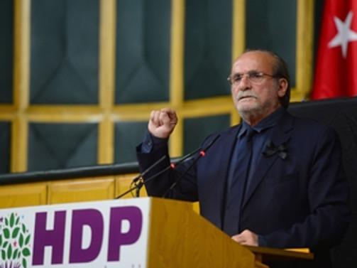 HDP Soma için gensoru verecek