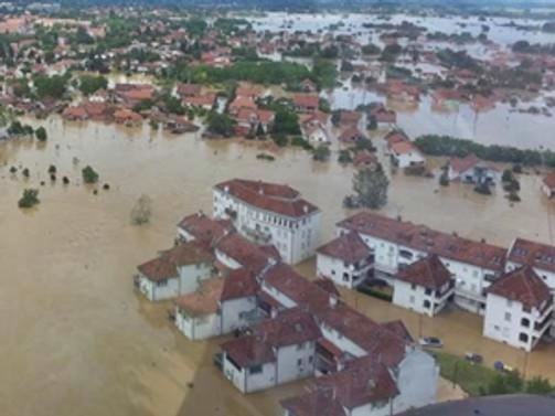 Sel suların çekilmesiyle cephanelikler ortaya çıktı