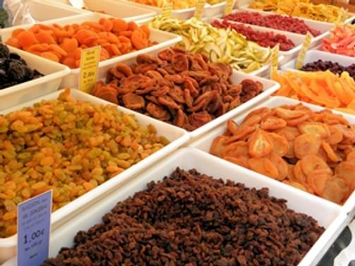 Güneydoğu'nun kuru meyve ihracatı düştü