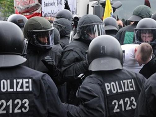 Almanya'da suçların yüzde 54,4'ü aydınlatılabiliyor