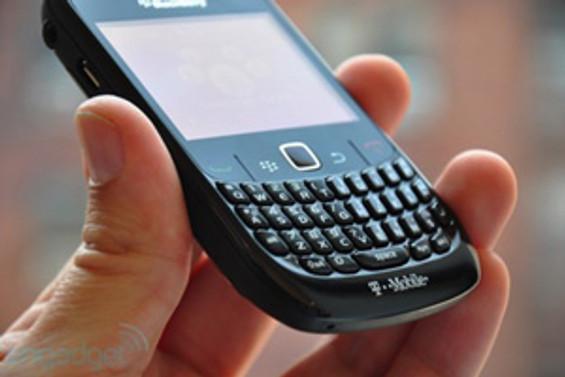 Avea'da BlackBerry Curve 8520 229 lira