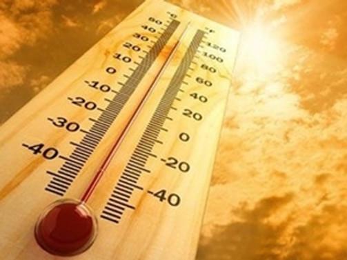 Sıcak hava kavuracak
