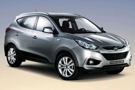 Hyundai ix35'e güvenlikten 5 yıldız