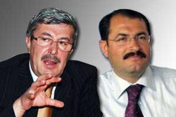 AKP'li Doğan ve Aydoğmuş'a geçici ihraç cezası