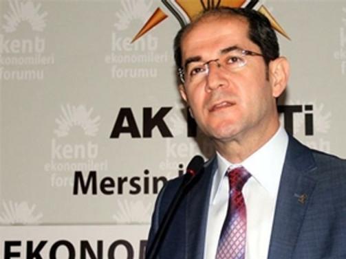 AK Parti Mersin İl Başkanı istifa etti