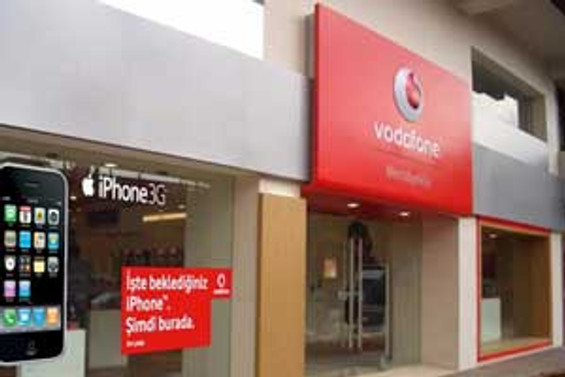 Vodafone'dan 'Kırmızı Pasaport'