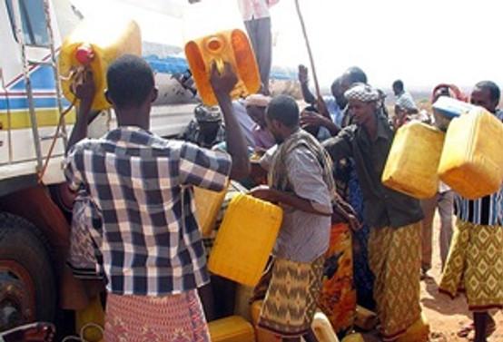 Somali'de susuzluk can alıyor