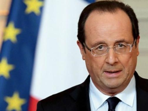 Halkın yüzde 62'si Hollande'yi istemiyor