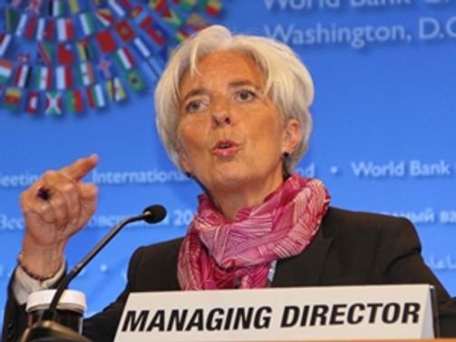 IMF'den finans sektörüne eleştiri