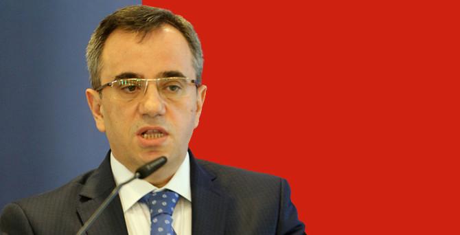 BDDK Başkanı Öztekin ayrıldı