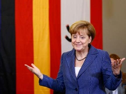 Merkel'den Putin'e sert çıkış