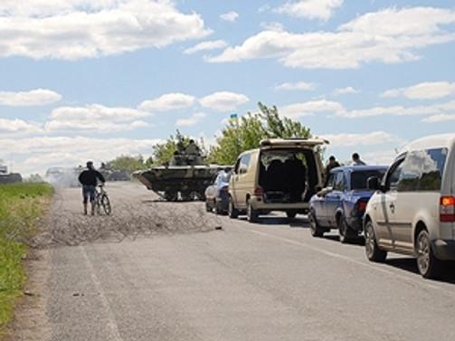 Ukrayna'da Ahıska Türkleri evlerini terk ediyor