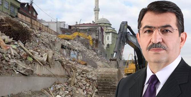'O çöküntü şehirler Türkiye'ye yakışmıyor'