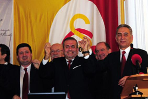 Adnan Polat yeniden başkan