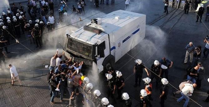 Af Örgütü'nden Gezi eleştirisi