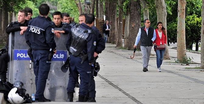 Gezi'nin yıldönümünde olağanüstü güvenlik önlemleri