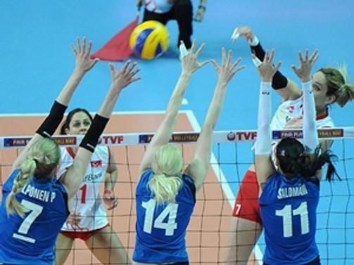 Türkiye, 2015 CEV  Avrupa Şampiyonası'nda