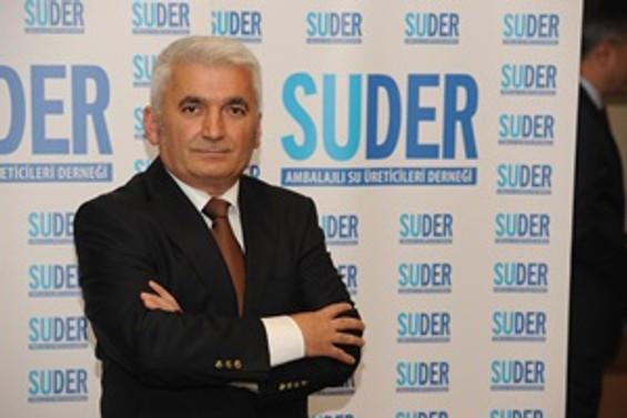 İsmail Özdemir yeniden SUDER Başkan'ı  seçildi