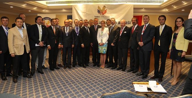 TABA/AmCham'in yeni başkanı Zeynep Dereli oldu