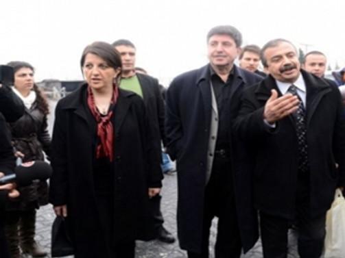 Önder ve Zana Öcalan'la görüşecek