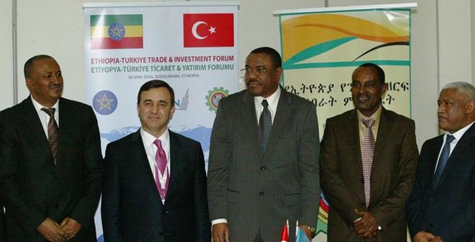 Etiyopya, Türkler'i çağırıyor