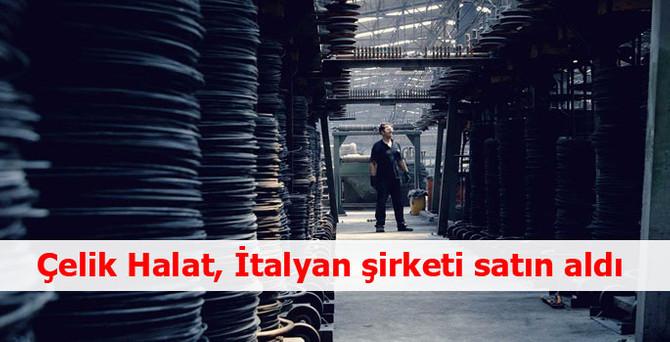 Çelik Halat, İtalyan şirketi satın aldı