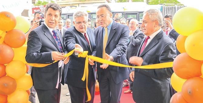 Türk firması AB'nin en büyüğü oldu