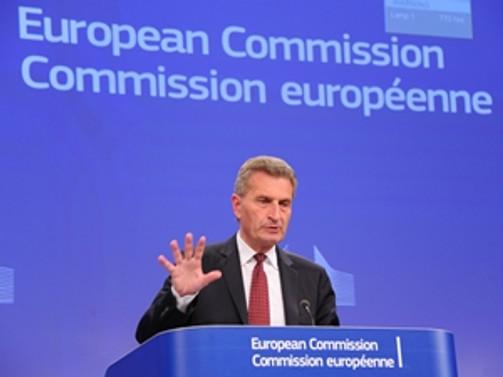 Brüksel'de üçlü enerji toplantısı