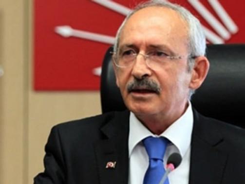 Kılıçdaroğlu'ndan 'istifa' açıklaması