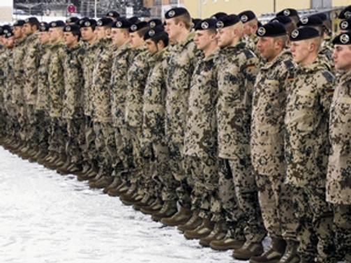 Almanya, orduyu cazip hale getiriyor
