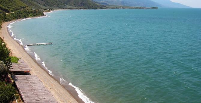 İznik Gölü, turizme açılıyor!