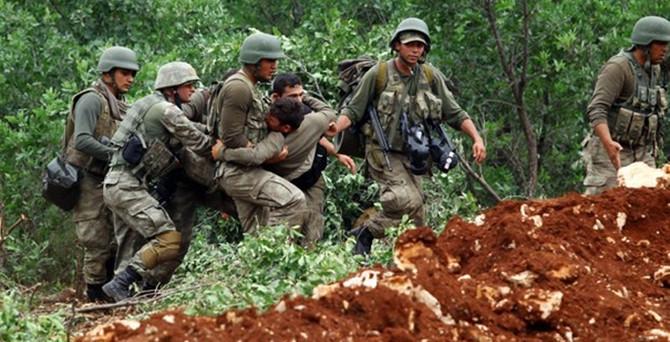 Lice'de gerginlik sürüyor: 1 asker yaralandı