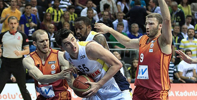 Fenerbahçe Ülker seride 2-0 öne geçti