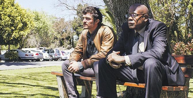 'Suç Şehri'nde iki adam