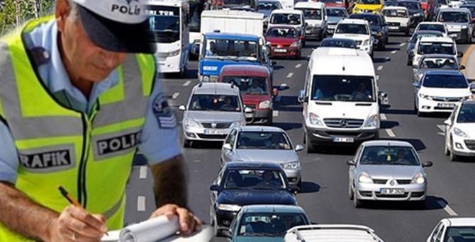 Trafik cezaları internetten sorgulanabilecek