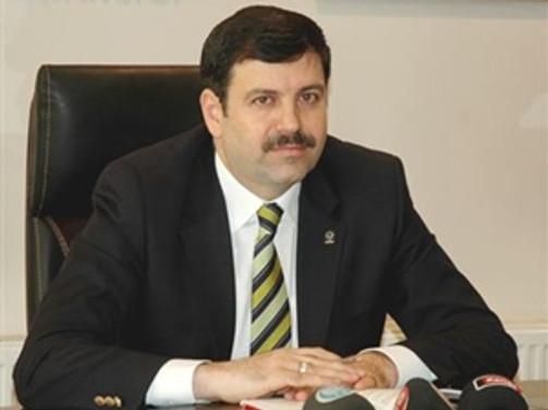 AK Parti Eskişehir yönetimi istifa etti