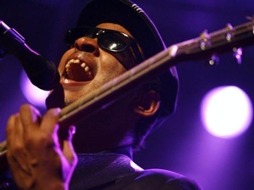 'Elleri gülümseyen' gitarist, Ankara'da