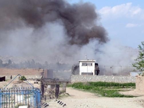Afganistan'da Taliban'a operasyonlar: 74 ölü