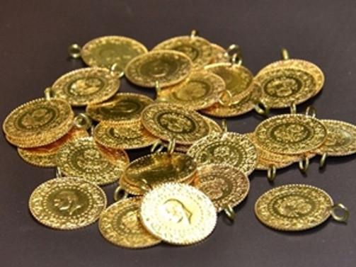 Altının kilogramı 90 bin 100 liraya geriledi