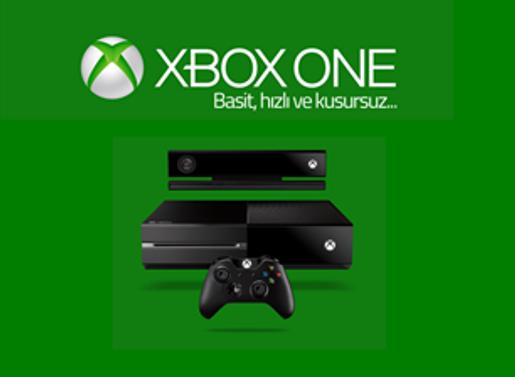 Xbox One 5 Eylül'de Türkiye'de